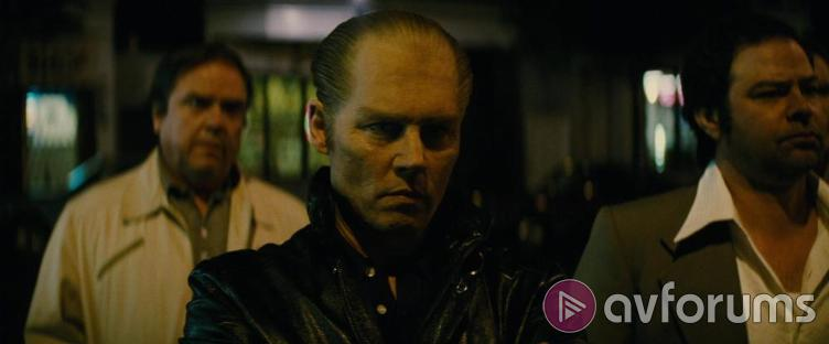 Black Mass Picture Quality
