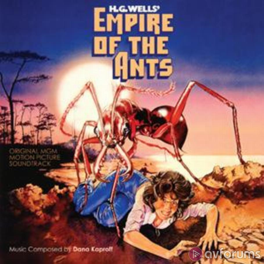 Empire Of The Ants - Original Motion Picture Soundtrack Soundtrack Review