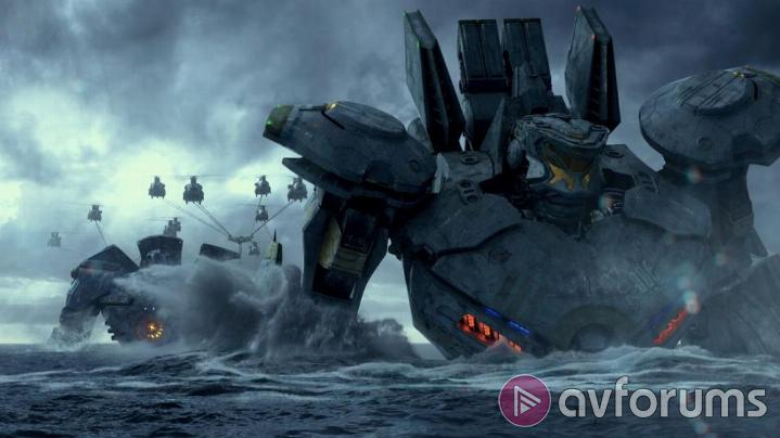 Pacific Rim The Spectacle