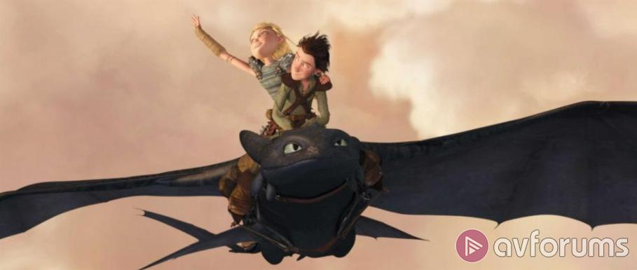 How to Train Your Dragon Blu-ray Review