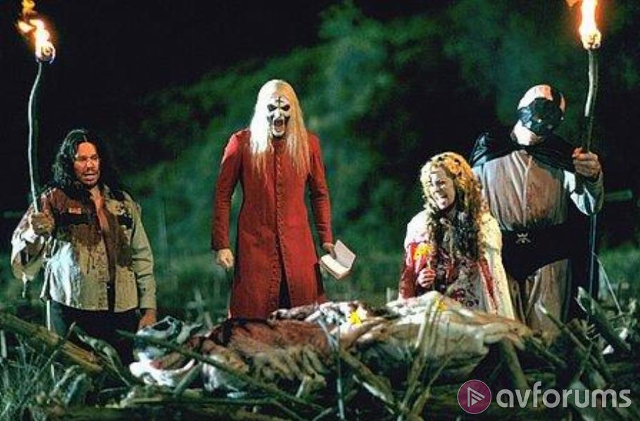 House Of 1000 Corpses Blu-ray Review