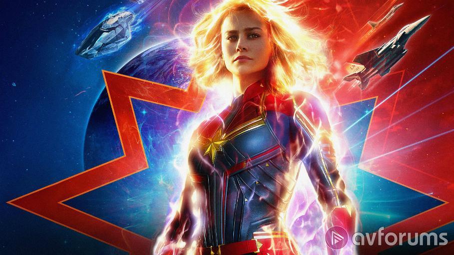 Captain Marvel Review Avforums