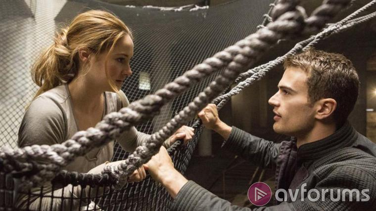 Divergent How is Divergent Blu-ray Sound Quality