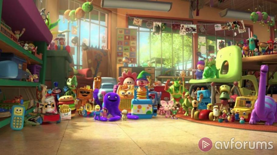 Toy Story 3 - Double Play Edition Blu-ray Review
