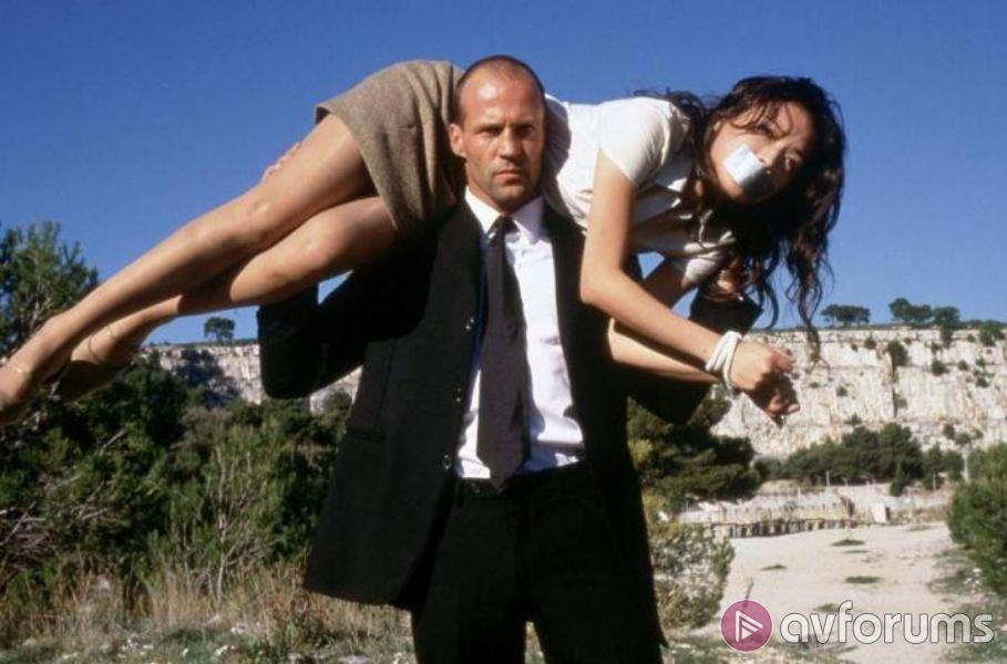 The Transporter Blu-ray Review