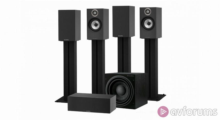 Bowers & Wilkins 600 Series 5.1 Speaker Package Review