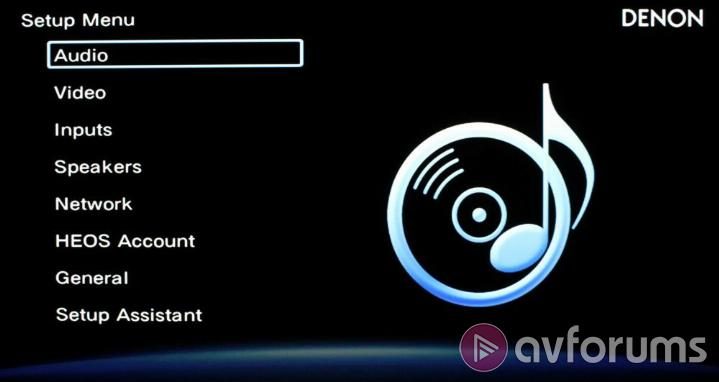 Denon X6500 Amplifier Review   AVForums