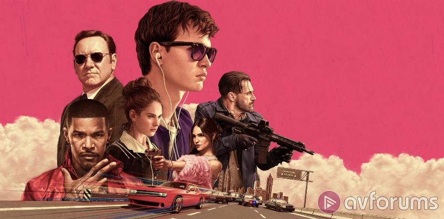 Baby Driver Ultra HD Blu-ray Review
