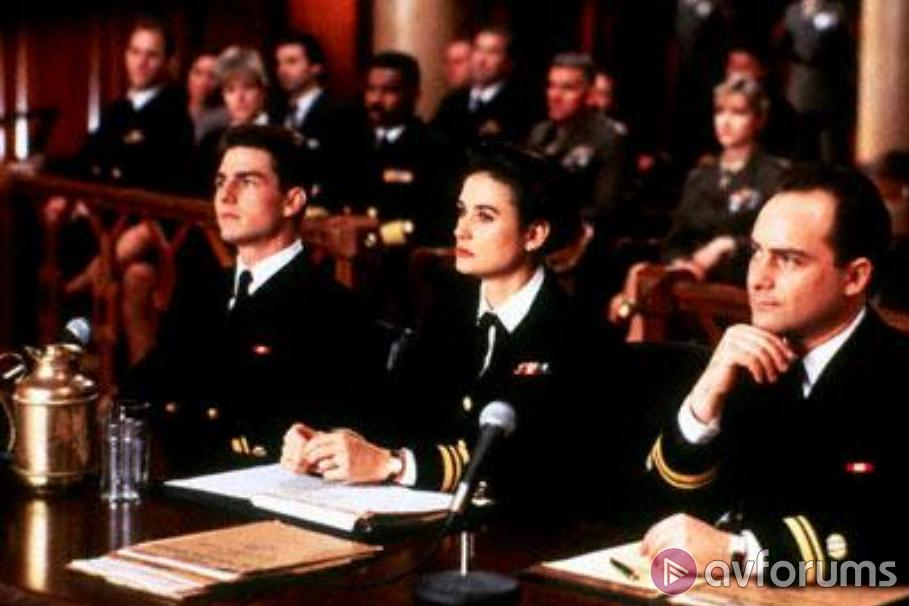 A Few Good Men Blu-ray Review