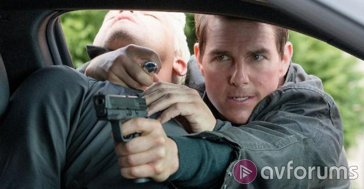 Jack Reacher: Never Go Back Picture Quality