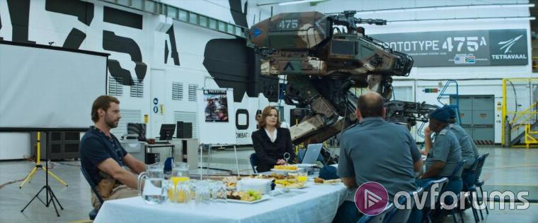 Chappie Blu-ray Picture Quality