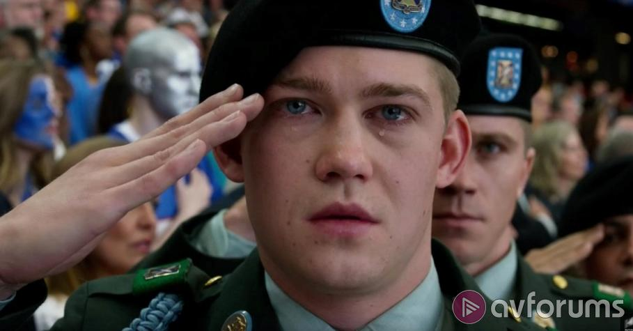 Billy Lynn's Long Halftime Walk Ultra HD Blu-ray Review