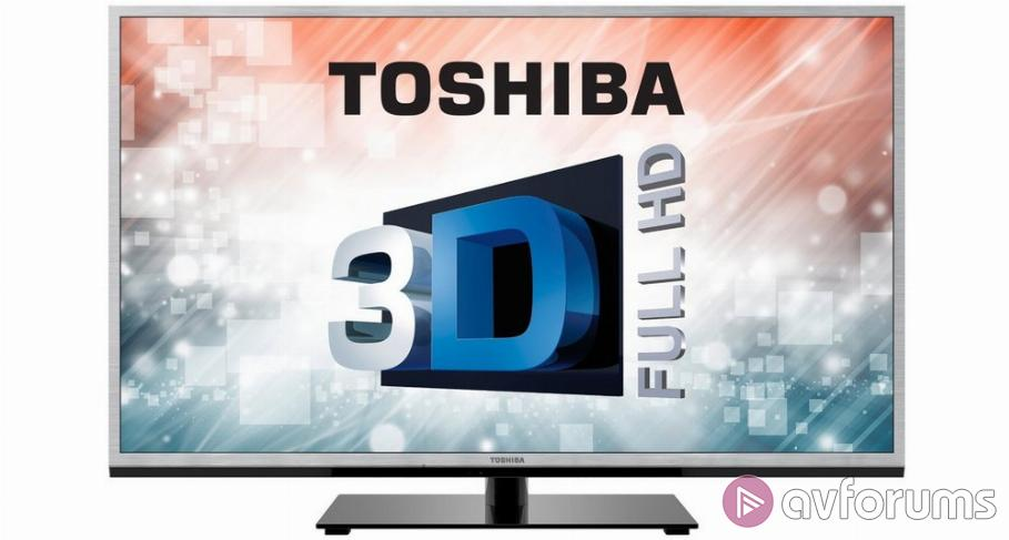 Toshiba TL963 (40TL963) 3D LED LCD Television Review