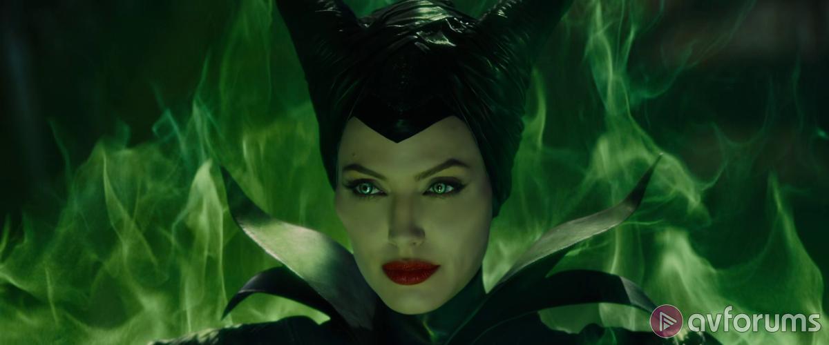 Maleficent 4K Blu-ray