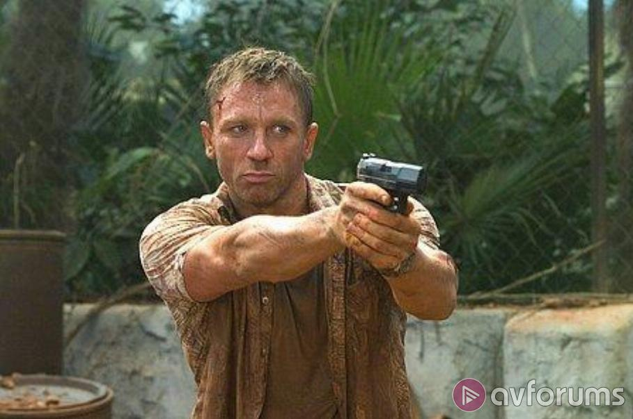 Casino Royale: Deluxe Edition Blu-ray Review
