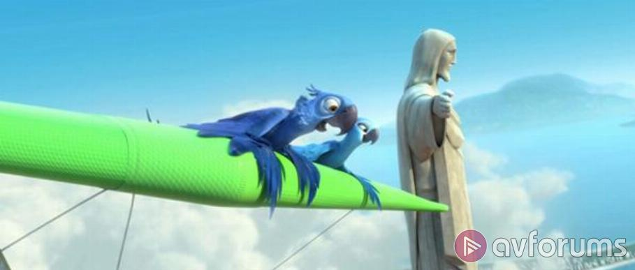 Rio 3D Blu-ray Review