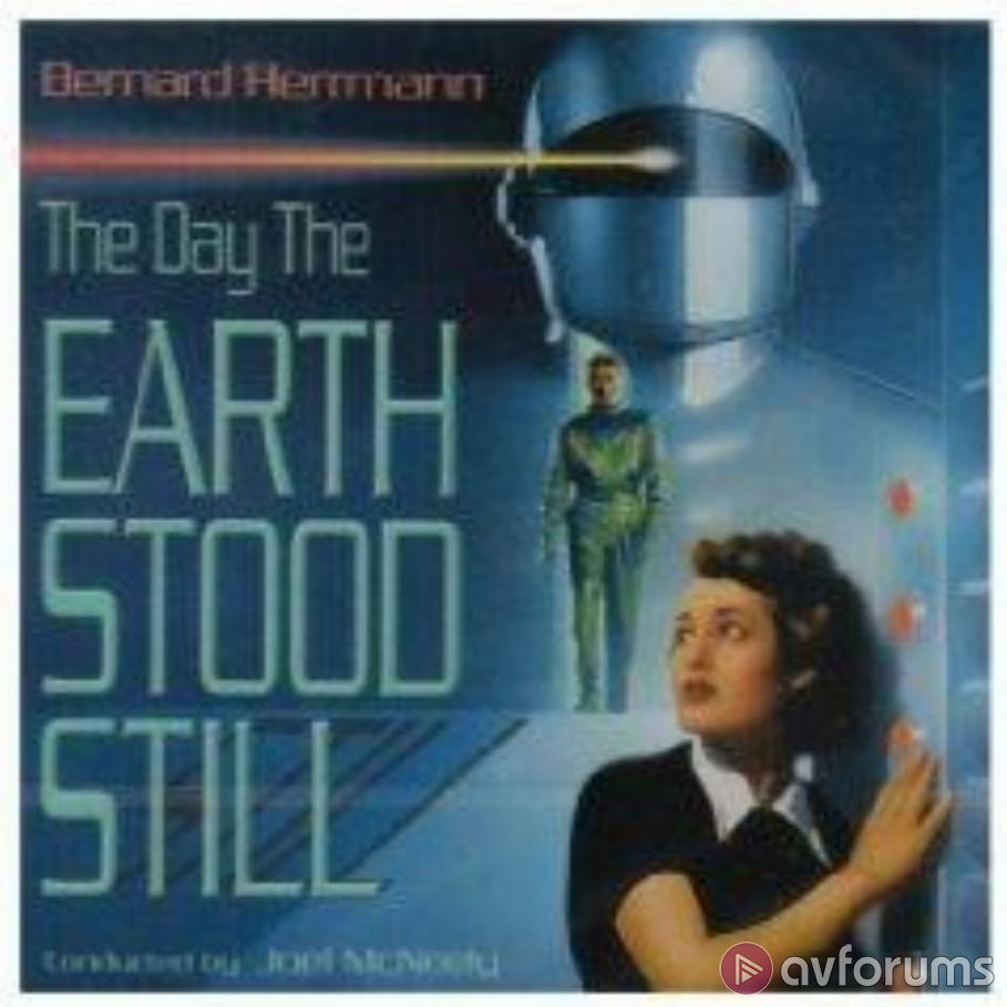 The Day the Earth Stood Still (1951) - Complete Score Soundtrack Review