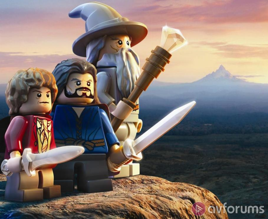 LEGO The Hobbit PS4 Review