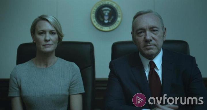 House of Cards - The Complete Fourth Season Picture Quality