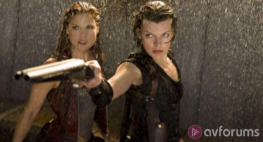 Resident Evil: Afterlife Blu-ray Review
