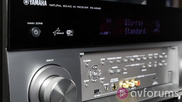 Yamaha RX-A1040 A1040 Specs and Features