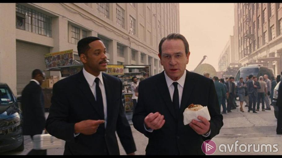 Men in Black 3 3D Blu-ray Review
