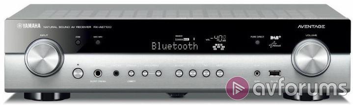 Yamaha RX-AS710D 7 2 AV Receiver Review | AVForums