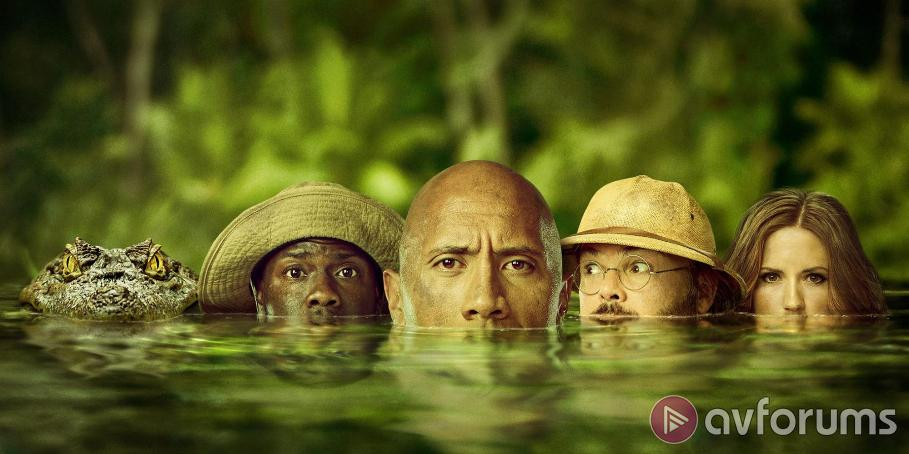 Jumanji: Welcome to the Jungle Ultra HD Blu-ray Review