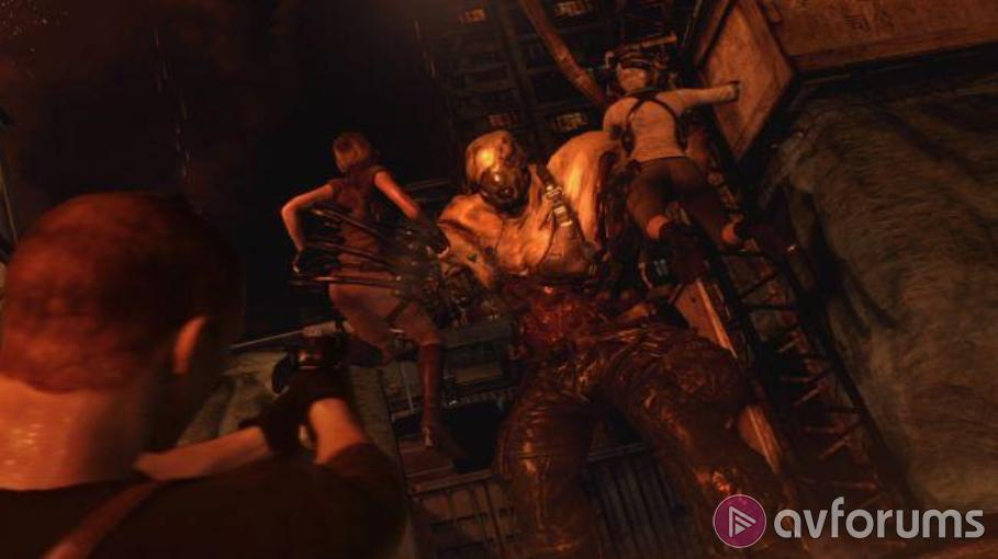 Resident Evil 6 Xbox 360 Review