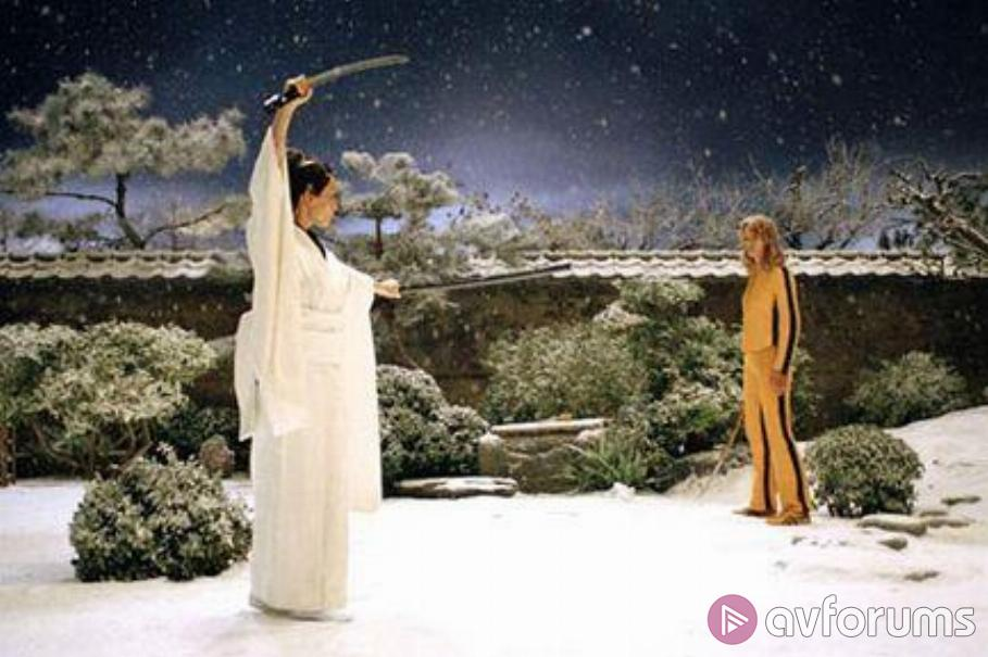 Kill Bill: Vol. 1 Blu-ray Review
