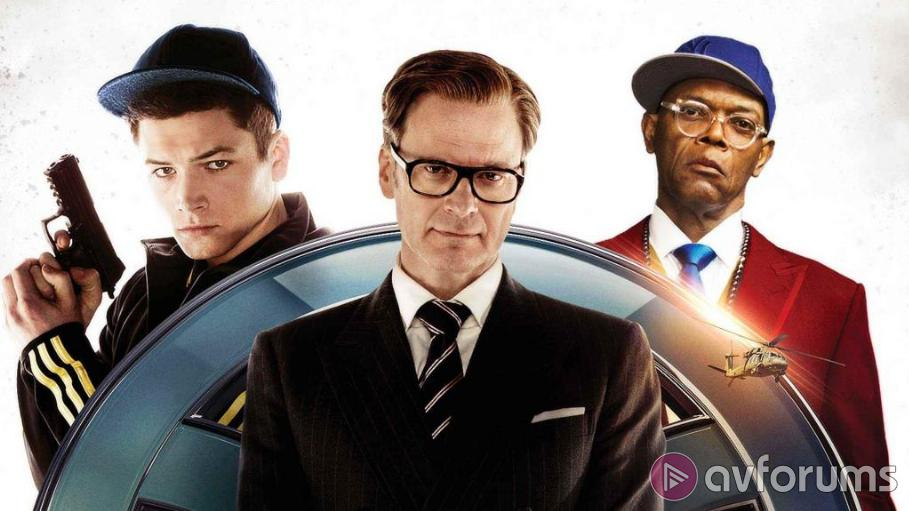 Kingsman: The Secret Service Ultra HD Blu-ray Review