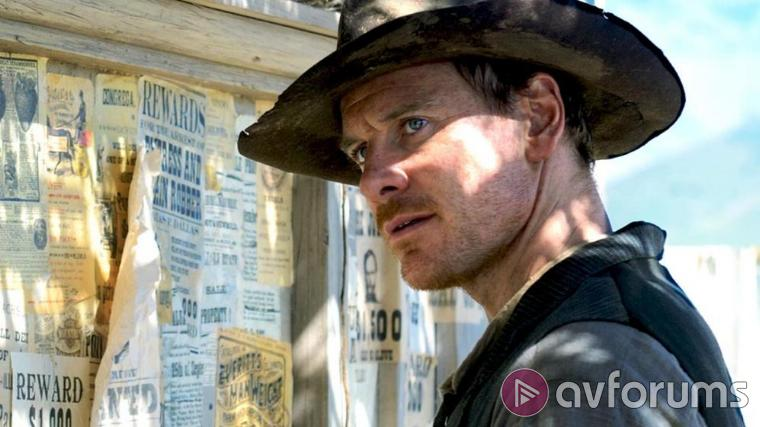 Slow West Picture Quality