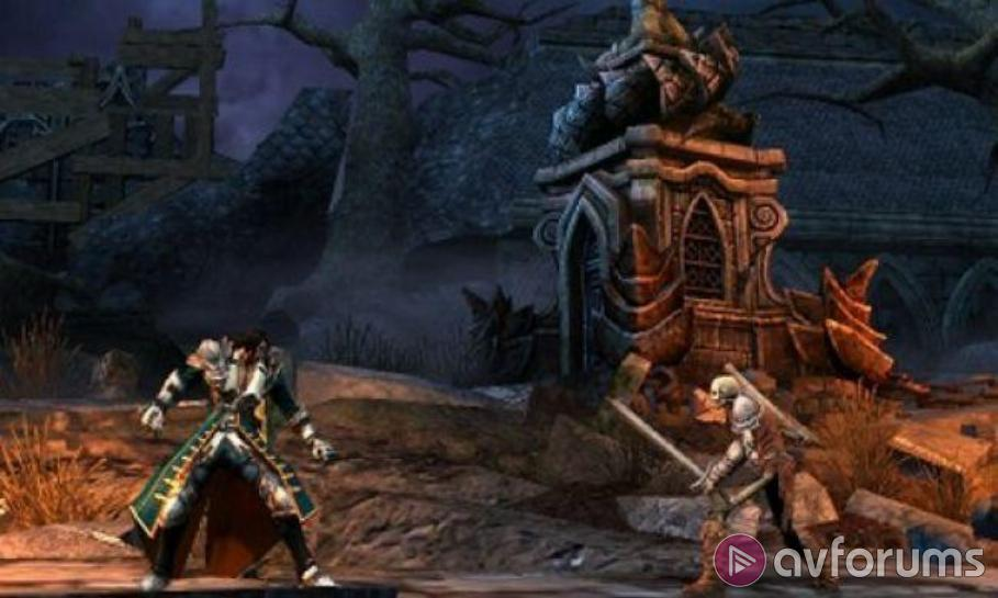 Castlevania: Lords of Shadow - Mirror of Fate 3DS Review