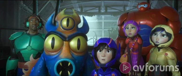 Big Hero 6 Blu-ray Extras
