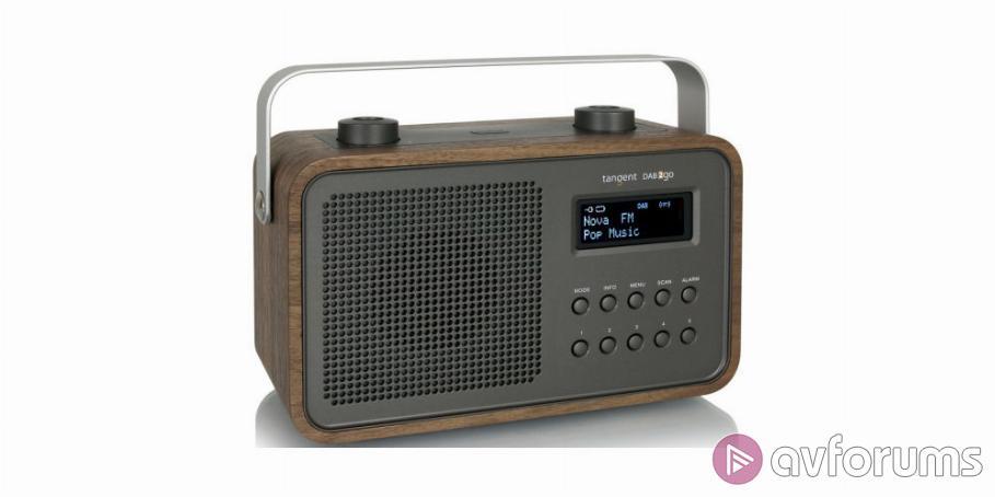 Tangent DAB2GO DAB+ FM Radio Review | AVForums