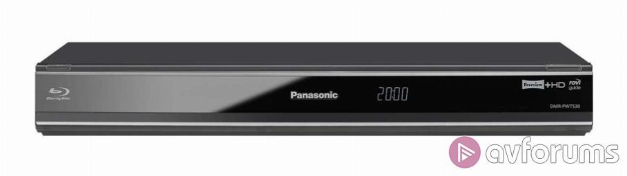 Panasonic DMR PWT530EB Blu Ray Freeview HD Recorder Review