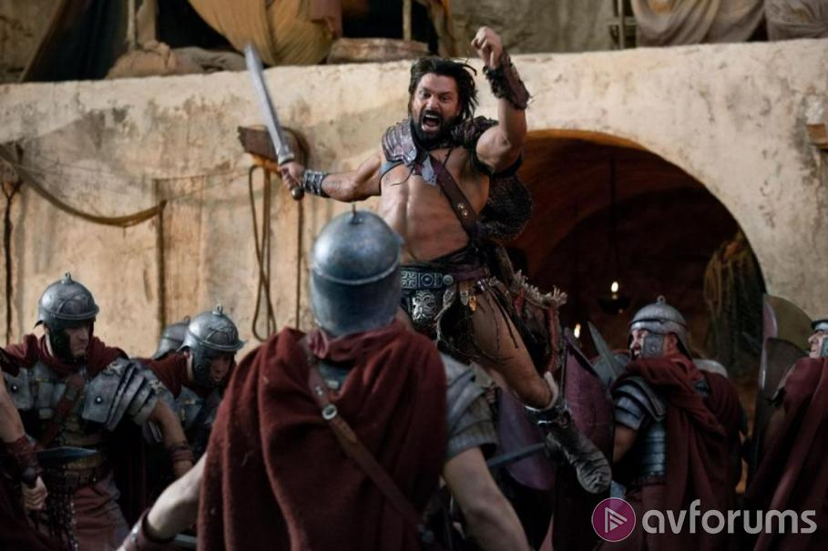 Spartacus: War of the Damned Review