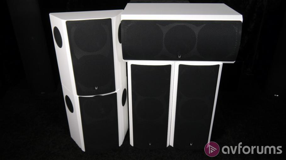 Arendal 1723 5.1 Speaker Package Review