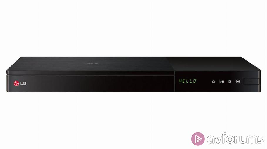 LG BP645 Blu-ray Player Review