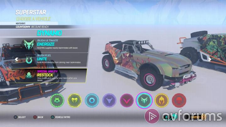 Onrush Car Wars