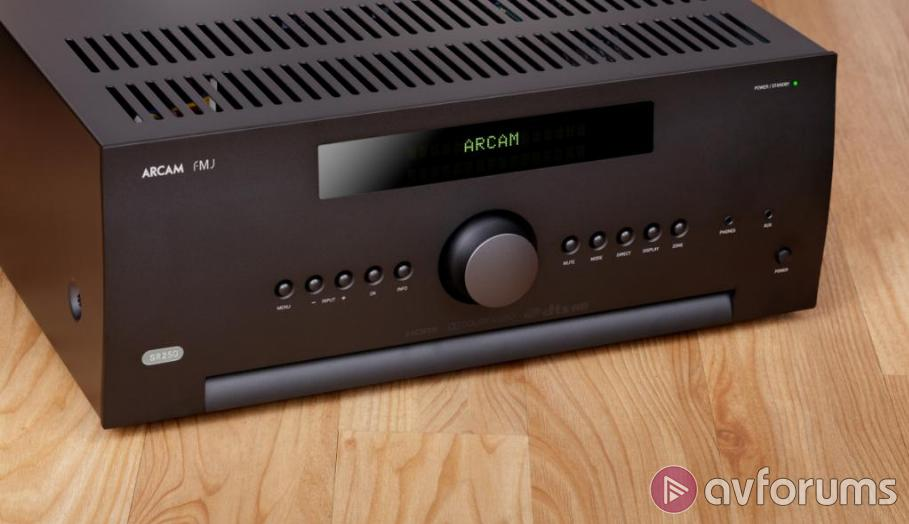 Arcam SR250 Stereo Receiver Review | AVForums