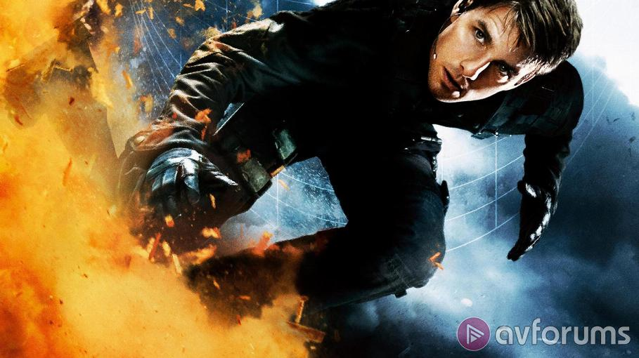 Mission: Impossible III 4K Blu-ray Review
