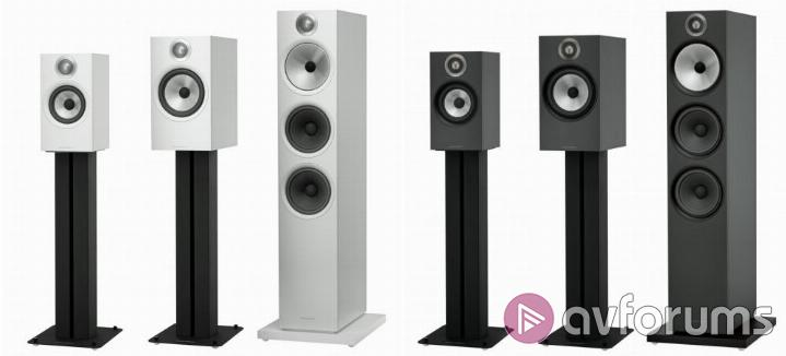Bowers & Wilkins 600 Series 5.1 System Performance