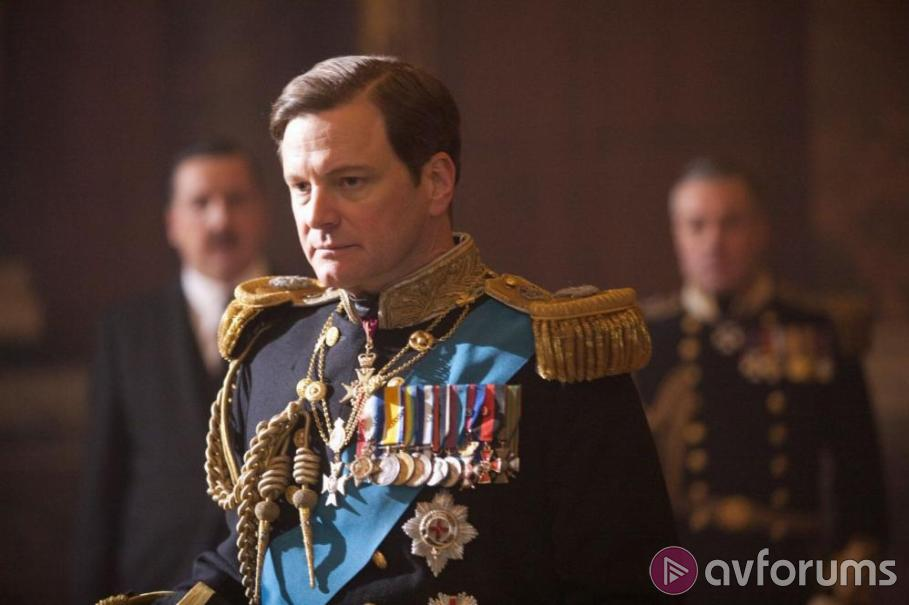 The King's Speech Blu-ray Review
