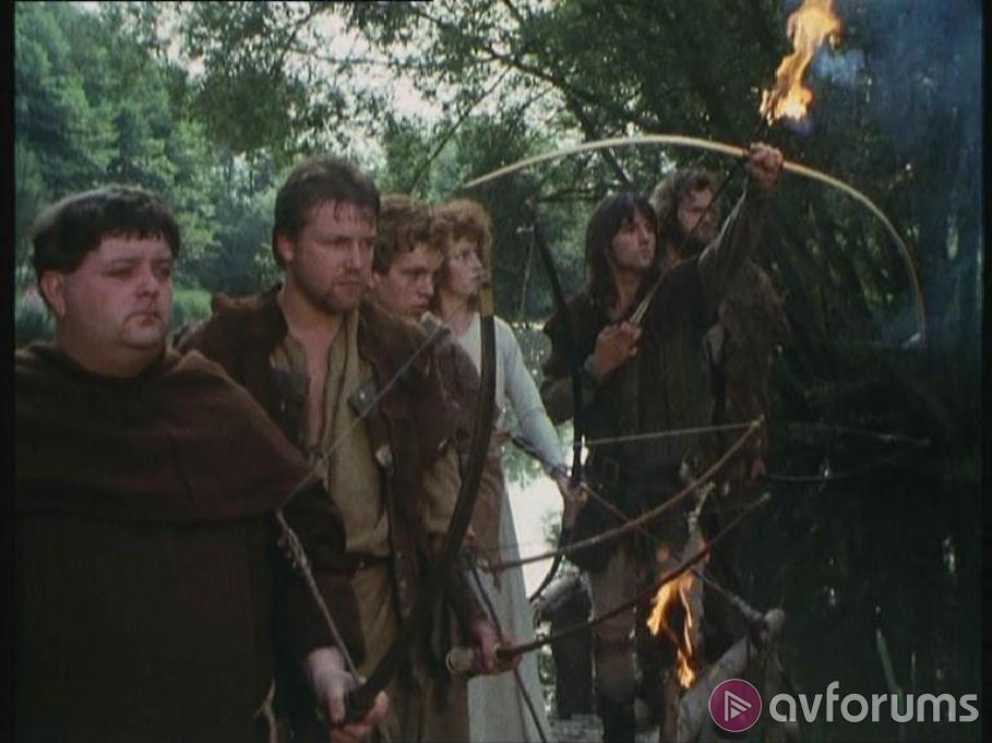 Robin of Sherwood Blu-ray Review