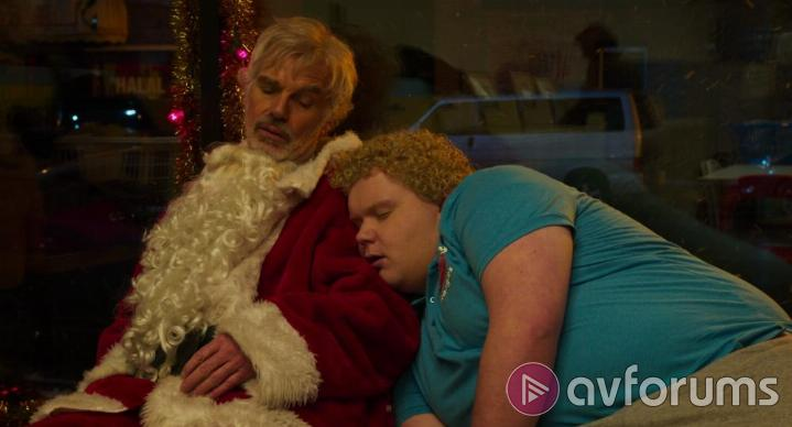 Bad Santa 2 Picture Quality