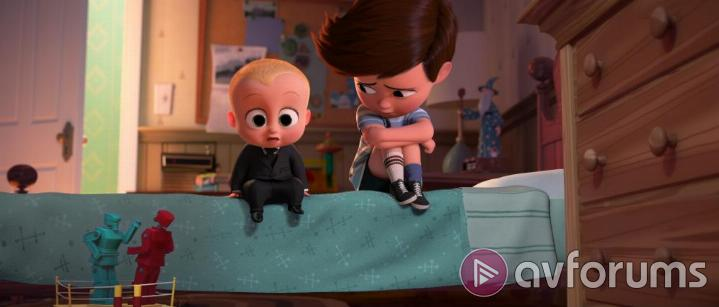 The Boss Baby Picture Quality