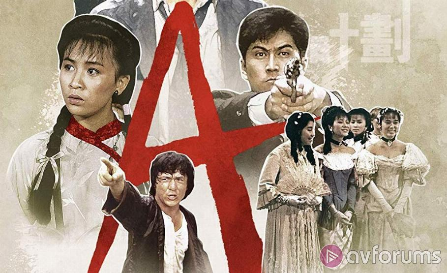 Jackie Chan's Project A Part II Blu-ray Review