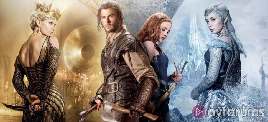 The Huntsman: Winter's War Blu-ray Review