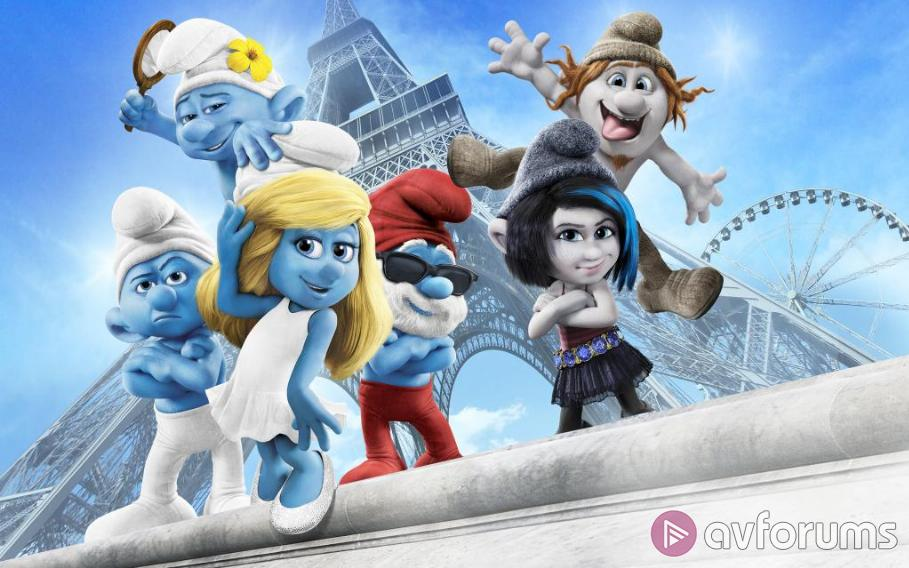 The Smurfs 2 Blu-ray Review